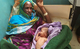 Zahra Zakaria was in labour for three days in a tent in West Darfur. A Caesarean section saved her and her son. © UNFPA